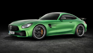 Mercedes AMG GT R Wallpapers