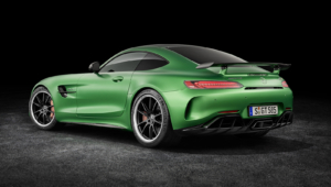 Mercedes AMG GT R Wallpapers HD