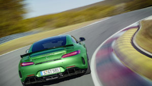 Mercedes AMG GT R Full HD