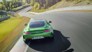 Mercedes AMG GT R Wallpaper For Windows