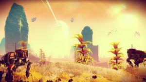 No Man's Sky Background