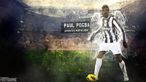 Paul Labile Pogba Computer Wallpaper