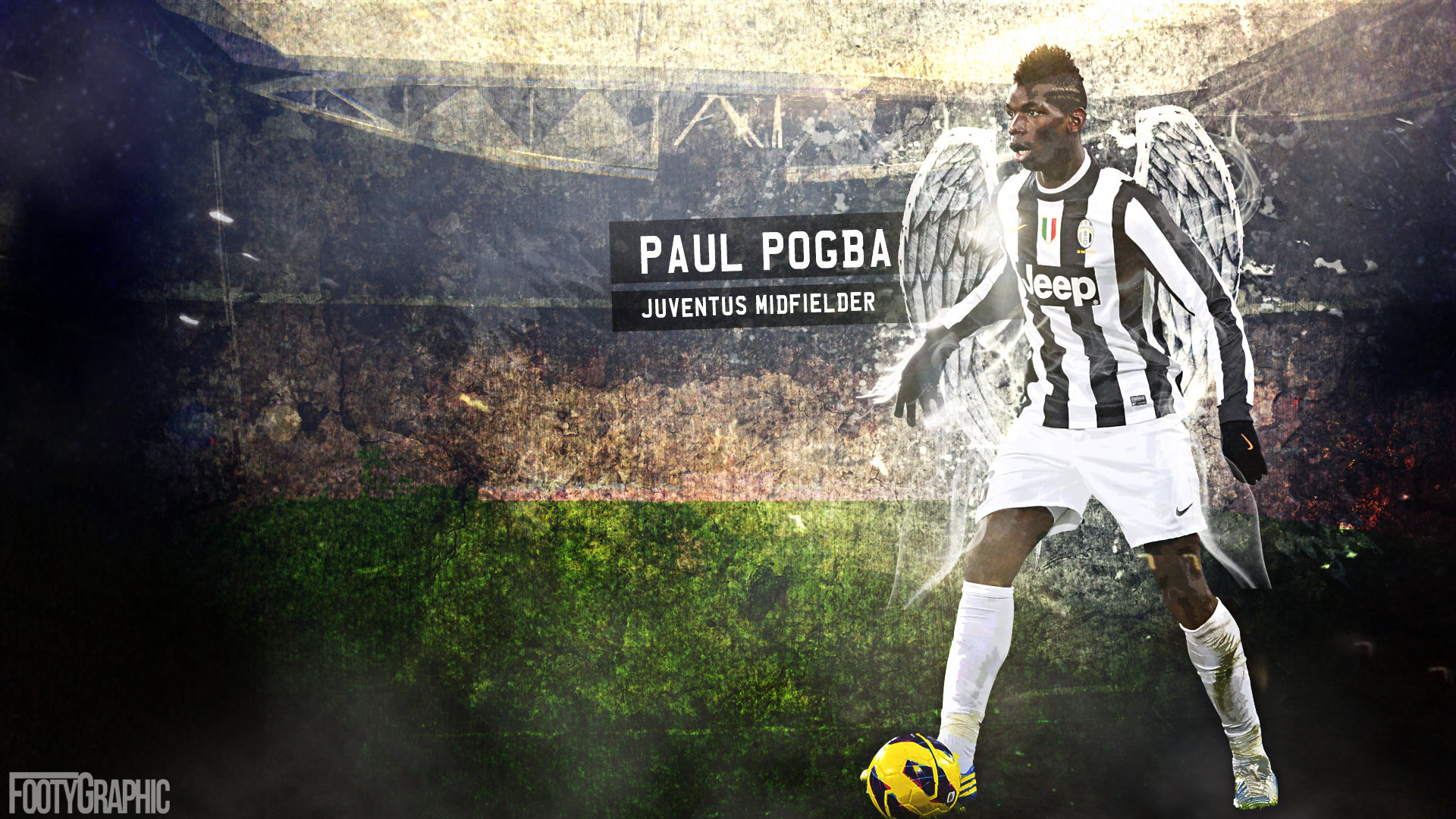Paul Labile Pogba Wallpapers Images Photos Pictures