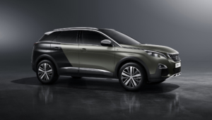 Peugeot 3008 GT Wallpapers