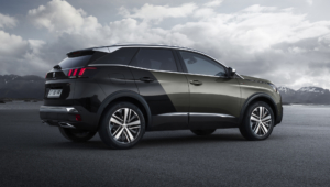 Peugeot 3008 GT Wallpapers HD