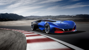 Peugeot L500 R HYbrid Wallpapers