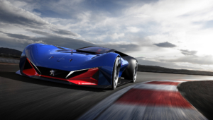 Peugeot L500 R HYbrid Wallpapers HD