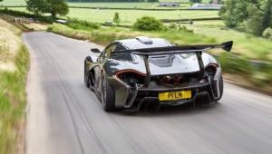Pictures Of McLaren P1 LM