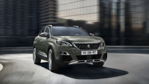 Pictures Of Peugeot 3008 GT