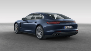 Porsche Panamera 2016 HD Background