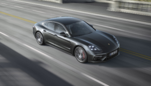 Porsche Panamera 2016 Wallpapers