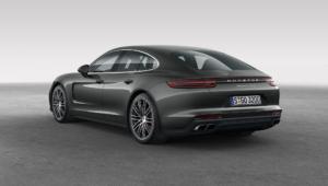 Porsche Panamera 2016 Widescreen