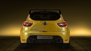 Renault Clio RS Photos