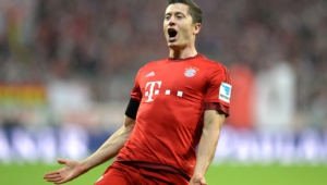 Robert Lewandowski Desktop Images