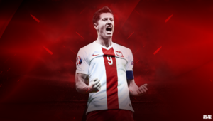 Robert Lewandowski Desktop Wallpaper