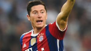Robert Lewandowski HD Desktop