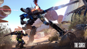 The Surge Widescreen