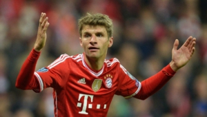 Thomas Muller Background
