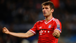 Thomas Muller High Quality Wallpapers