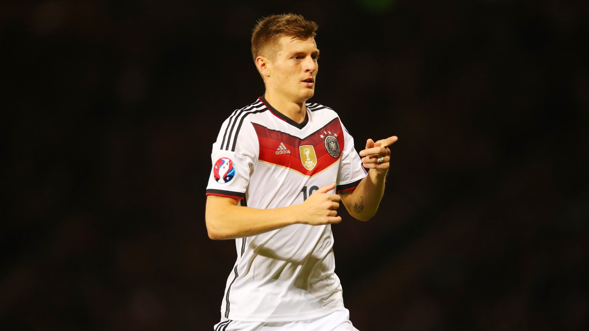 Toni Kroos Wallpapers And Backgrounds
