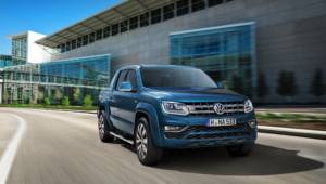 Volkswagen Amarok Wallpaper