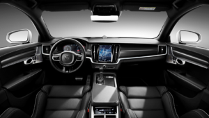 Volvo S90 Photos