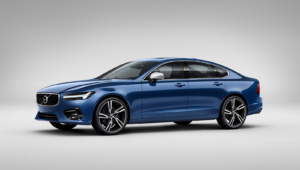 Volvo S90 Wallpaper