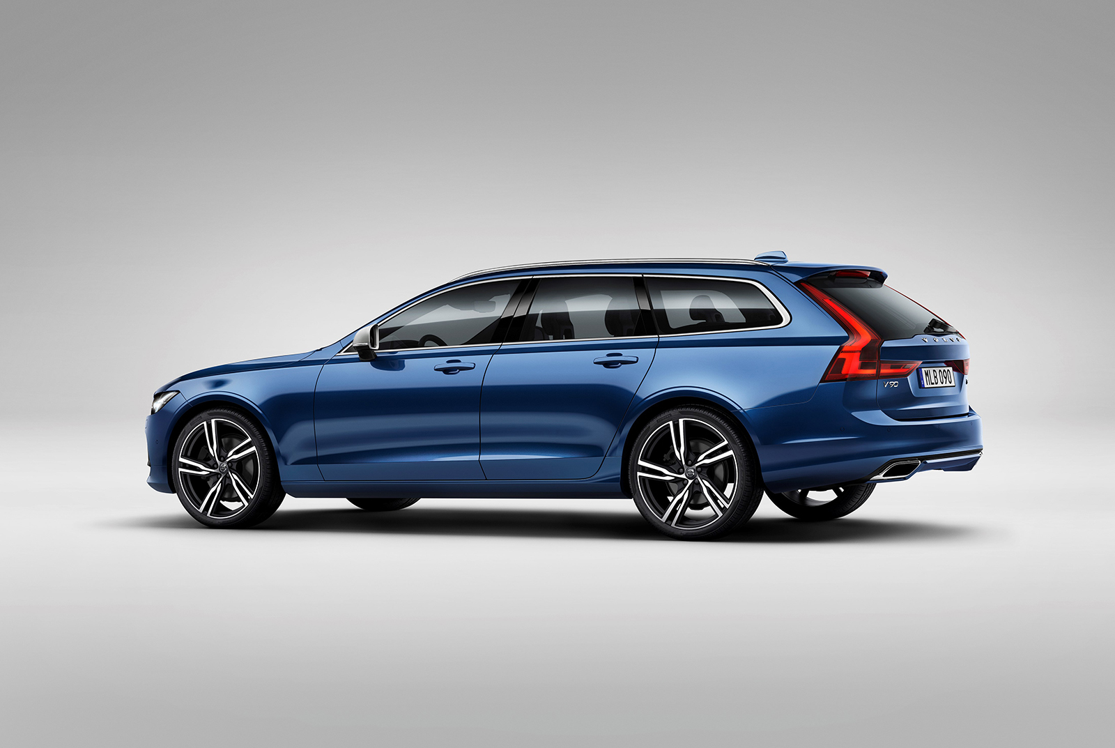 Volvo V90 2017 Wallpapers Images Photos Pictures Backgrounds