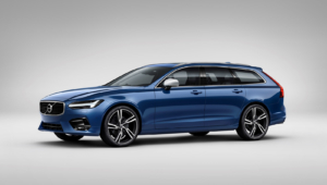 Volvo V90 2017 High Quality Wallpapers