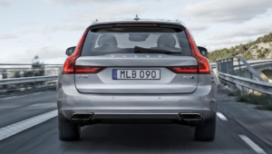 Volvo V90 2017 Wallpapers HD