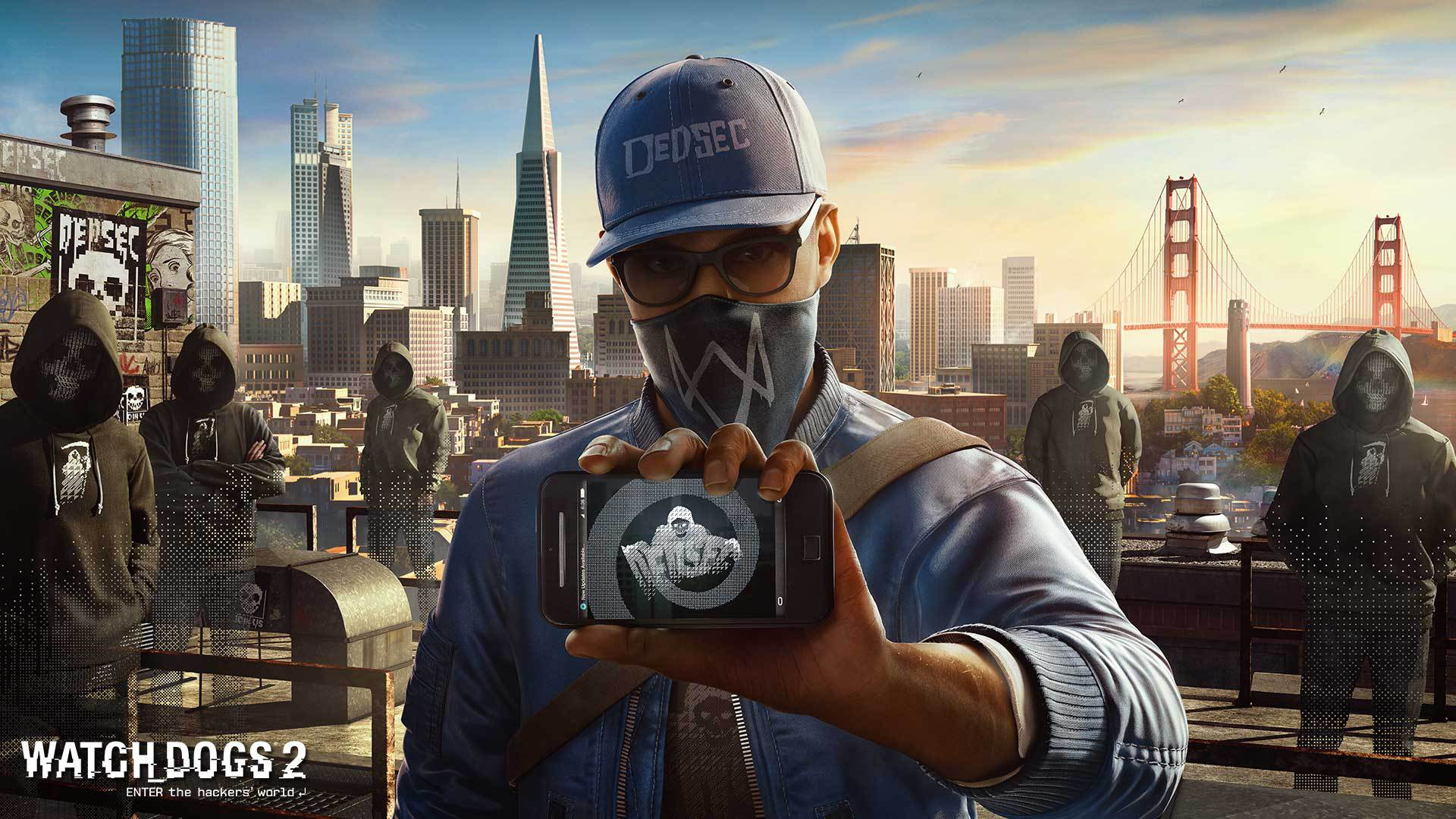 Image result for watch dogs 2 1920x1080 screenshots gameplay