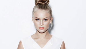 Zara Larsson HD Wallpaper