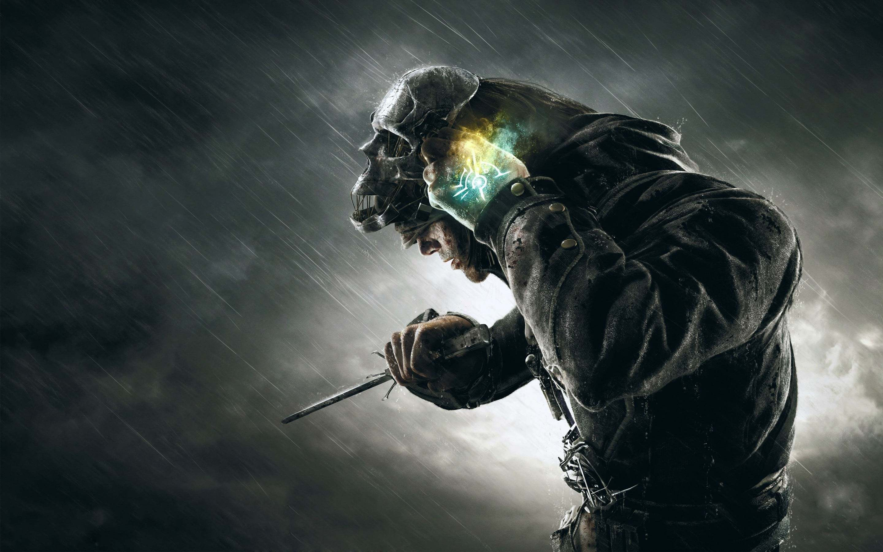 Dishonored 2 Wallpapers Images Photos Pictures Backgrounds