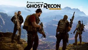 Ghost Recon Wildlands HD