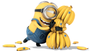 Minion Bananas Wide