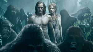 The Legend Of Tarzan 4k