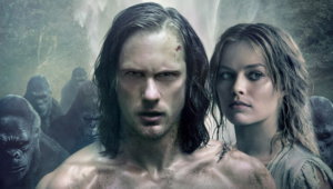 The Legend Of Tarzan Movie Image