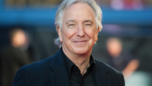 Alan Rickman HD Wallpaper