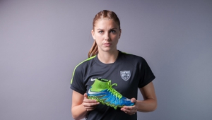 Alex Morgan HD Desktop