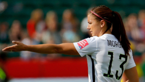 Alex Morgan HD Wallpaper