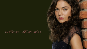 Alexa Davalos High Quality Wallpapers
