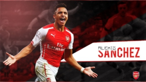 Alexis Sanchez HD Wallpaper