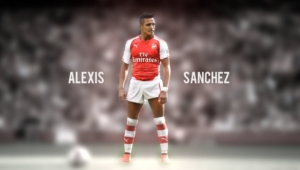 Alexis Sanchez High Definition Wallpapers