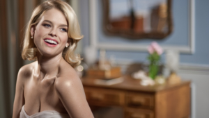 Alice Eve Widescreen