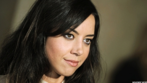 Aubrey Plaza HD Background