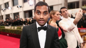 Aziz Ansari Background