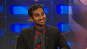 Aziz Ansari HD Desktop