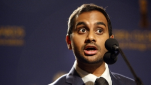 Aziz Ansari HD Wallpaper