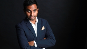 Aziz Ansari Wallpaper