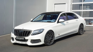 Brabus Maybach Rocket 900 Wallpapers